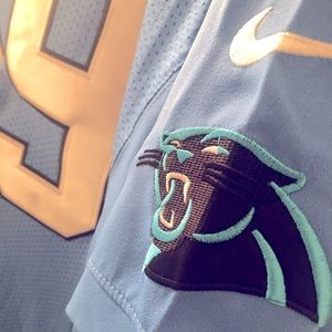 Men's Luke Kuechly Carolina Panthers Jersey
